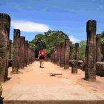 শ্রীলংকার প্রাচীন রাজধানী পোলোনারুয়ায় একদিন